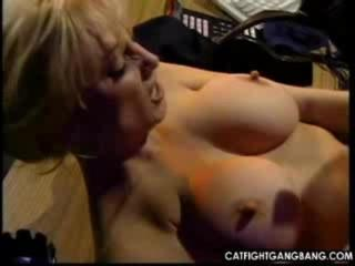 Sex Movie of Horny Police Lesbian