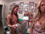 Behind the Scenes with Dani & Cherie DeVille