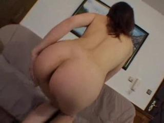 Porno Video of Brunette Babe Gets Her Tight Asshole And Cunt S...