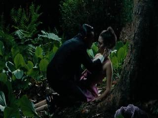 Porn Tube of Pretty Blanca Suarez Forced To Fuck In The Jungle