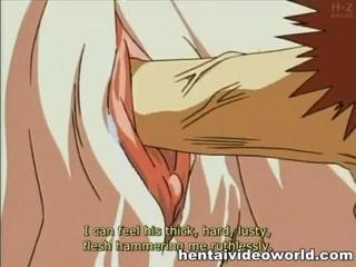 Sex Movie of Attractive Anime Slave Rammed Whilst Bound