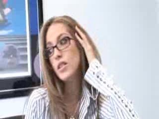 Porno Video of Jenna Is A Naughty Secretary