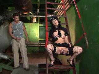 Sex Movie of Police Whore Fucked Hard