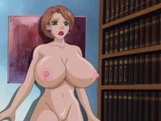 Porno Video of Huge Hentai Cartoon Juggs!