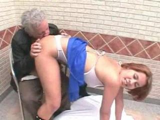 Porn Tube of Young Whore Makes Grandpa Feel More Alive Than Ever