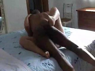 Porn Tube of Mom Cumming Loud For Dark Cock