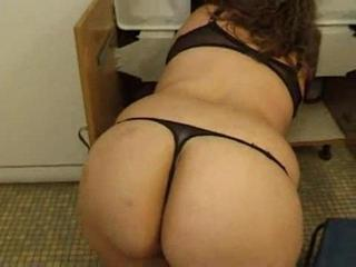 Sex Movie of Mom Gets Her Phat Butt Hammered