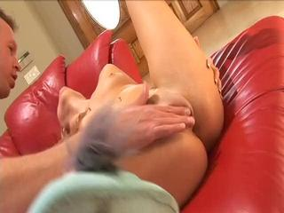 Porn Tube of Needy College Gal Helplessly Cumming